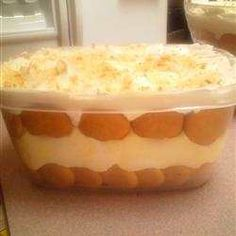 Check out this delicious cooking,  learn how this Banana Pudding is made
