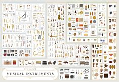 Chart of Instruments