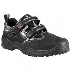 Sicherheitssandale S1P Paldor MASCOT®Footwear schwarz