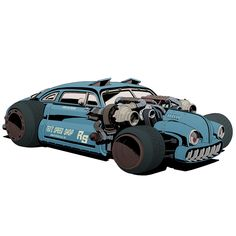 different take 49 mercury coupe twinturbo supercharged Art Et Illustration, Illustrations, Carros Lamborghini, Cool Car Drawings, Cyberpunk Art, Futuristic Cars, Car Sketch, Animation, Automotive Design