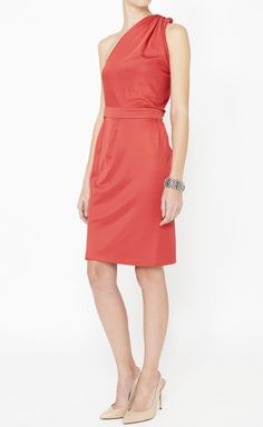 Gucci Red Dress | VAUNTE