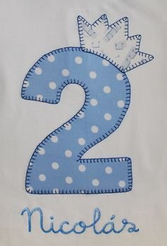cocodrilova: camiseta de cumpleaños 2años
