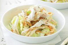 This salad gets a big tick from us - it's low-kilojoule, great value and on the table in 5 minutes.