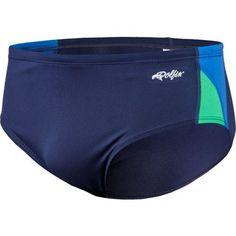 Dolfin Men's Colorblock Racer Swimsuit