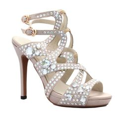 Alisha Hill Prom Heels