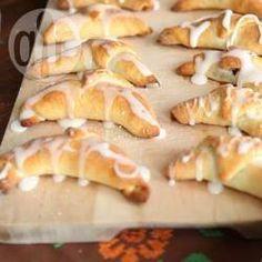 Rogaliki (Polnische Marmeladenhörnchen) @ de.allrecipes.com