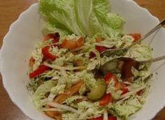 sałatka z rukoli i roszponki do obiadu: Przepisy, jak zrobić - Smaker.pl Cabbage, Tacos, Mexican, Vegetables, Ethnic Recipes, Food, Essen, Cabbages, Vegetable Recipes