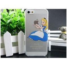 Coque iPhone 6 Plus Alice au Pays des Merveilles #WaahoooFr