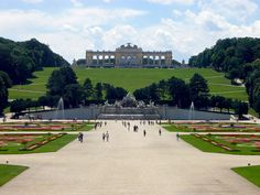 Vienna, Austria  My sis and I used to come to the Shonnbrunn Palace every year when we were young (visiting grandparents).  I miss Vienna so much!