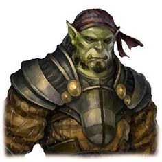 https://www.google.co.uk/search?q=half-orc assassin