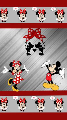 My Mickey and Minnie mouse Disney Mickey Mouse, Arte Do Mickey Mouse, Mickey Mouse Y Amigos, Mickey And Minnie Love, Mickey Mouse Cartoon, Arte Disney, Mickey Mouse And Friends, Mickey Minnie Mouse, Disney Art