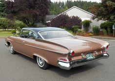 1961 Dodge Polara Two-Door Hardtop