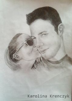 my newest #piece of #art ~ :D that one is my favourite ;-) July ' 2014  That was a little gift for my #lovely #boyfriend <3 #love you Martinchen xxx #Schatz #couple #happy sorry for such a poor quality..