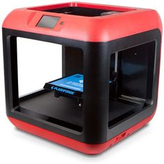FLASHFORGE Finder 3D Printer FLASHFORGE Finder is easy to use desktop 3D printer and provides the best learning experience to 3D printing. The next generation of 3D printing starts with the FLASHFORGE