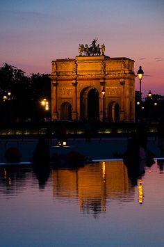 parisbeautiful: Paris - Jardin des Tuileries by BriKo