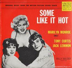Marilyn Monroe Some Like it Hot Album