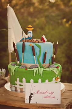 Noah would so love this ... The Adventures of Tom Sawyer Birthday Party!