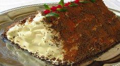 """Никто из гостей не уходит раньше в ожидании десерта. Торт """"Монастырская изба"""" это наслаждение как вашим глазам, так и вкусовым рецепторам!"""