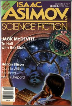 Isaac Asimov's Science Fiction Magazine - December 1987