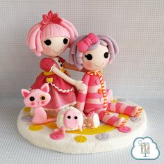 Lalaloopsy friends! ❤️
