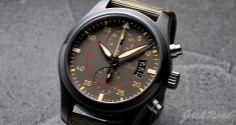 IWC Pilots Watch Chronograph Top Gun Miramar / Ref.IW388002