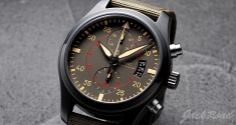 IWC Pilots Watch Chronograph Top Gun Miramar  / Ref.IW388002