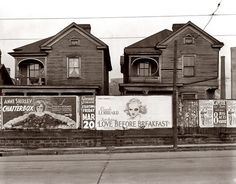 Love Before Breakfast, Atlanta, 1936. Photo by Walker Evans.