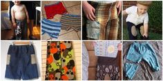 Sewing/Crafting for little boys