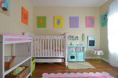 Babyzimmer Einrichten U2013 50 Süße Ideen Für Mädchen