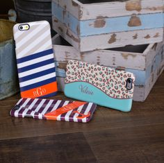 Our new summer #Monogram case collection is here!
