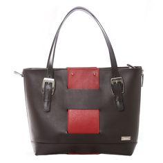 Shanks Bag Deep Red Variant © alexreinprecht.at You Bag, Shank, Fashion Bags, Leather Bag, Deep, Purses, Accessories, Handbags, Fashion Handbags
