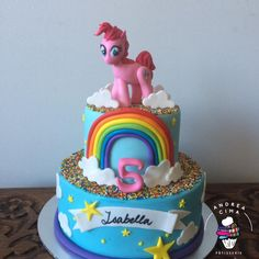 My little pony - Cake by Andrea Cima