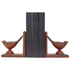 I pinned this Sparrow Bookend - Set of 2 from the Wickford Alley event at Joss and Main!.......$25.95