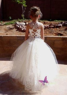 Tu Tu Dresses : Flower Girl Tutu Dresses : Girls Tutu Dresses
