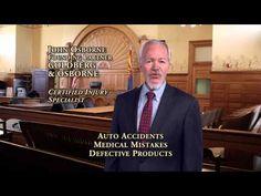 Goldberg & Osborne TV Commercial - John Osborne