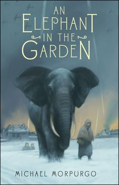 Based on a true story, this World War II novel is about a caring family and an amazing elephant.  While Elizabeth's father is away at war, her mother is working at the Dresden Zoo, where she cares for a young elephant named Marlene.  When the zoo director informs the workers, the dangerous animals will be killed to prevent them from harming people if Dresden is bombed, Elizabeth's mom moves Marlene to their garden. Books To Read, My Books, Michael Morpurgo, War Novels, Dangerous Animals, Middle School Reading, Nonfiction Books, Book Nerd, Great Books