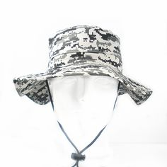 3d186d3a2f2 Custom Malitary Bucket Cap Wholesale MOQ is 200pcs per design color style  .The