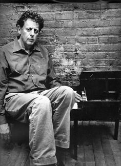 """Philip Glass is an American composer. He is considered one of the most influential music makers of the late 20th century. His music is also often controversially described as minimal music, along with the work of the other """"major minimalists"""" La Monte Young, Terry Riley and Steve Reich."""
