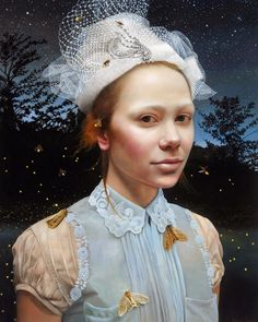 Painting by Andrea Kowch
