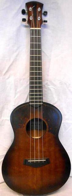 Gary Neath - Cobb Guitars #LardysWishlists #Tenor #Ukulele ~ https://www.pinterest.com/lardyfatboy/ ~