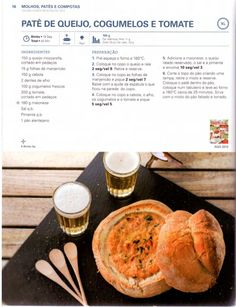 150 receitas - As melhores de 2012 Yummy Appetizers, Appetizers For Party, Go Veggie, Kitchen Reviews, Cooking Time, Bread Recipes, Nom Nom, Food And Drink, Veggies