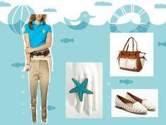 roxy bag, massimo dutti shoes, doca ring, bandolera trousers, ralph lauren polo shirt