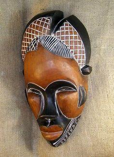 African Masks - Tikar Mask