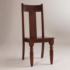 """One of my favorite discoveries at WorldMarket.com: Sourav Dining Chairs, Set of 2 $260 18""""W x 18""""D x 41.3""""H"""