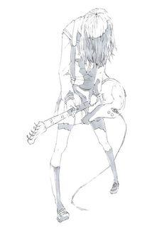 あなたも必ず「ギターな女の子」の虜になる25選 | DDN JAPAN