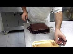 Come Fare la Sacher Torte - Ricette Dolci e Cucina - YouTube
