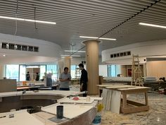 ceiling material Baffle Ceiling, Metal Ceiling, Ceiling Height, Ceiling Materials, Fire Sprinkler, Construction Drawings, Ceiling Decor, Colorful Pictures, Aluminium Alloy
