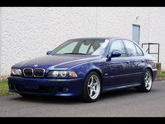 2002 BMW M5 6-Speed Manual E39 Blue Slideshow Bmw M5, Cool Cars, Manual, Vehicles, Blue, Ebay, Vehicle, Tools