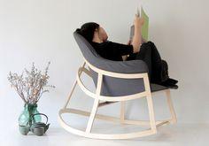 Sedie A Dondolo Depoca : The rocker furniture sedie dondolo e sgabelli