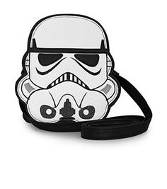 Star Wars Storm Trooper Crossbody Bag